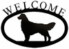 Dog Welcome Sign - Retriever