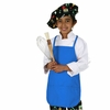 Cool Kid's Solid Chef Apron
