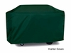 "60"" Large Hunter Green Grill Cover"