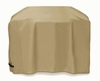 "60""  Khaki Cart-Style Grill Cover"