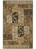 Potpourri Brown Area Rug
