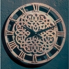 Dublin Tower Round Wall Clock
