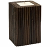 Kota Rattan Candle Holder