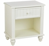 Westfield White Wood Nightstand