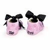 Precious Ceramic Pink Baby Shoes