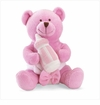 It's a Girl Pink Bear