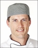 Chef's Checker Pill Box Hat