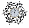 Wrought Iron Wall Clocks