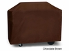 "72"" XL Chocolate Brown Grill Cover"