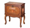 Colonial Wood Cabinet