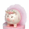Tiny Ballerina Medium Piggy Bank