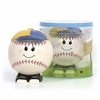 Baseball Billy Piggy Bank/Bugkeeper