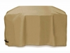 "88"" XXL Khaki Cart-Style Grill Cover"