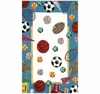 Sports Invasion Area Rug