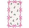 Rose Bows Area Rug