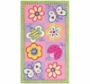 Blooms and Friends Area Rug