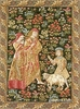 Medieval  Queen  Tapestry