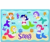 Girl's Lil' Mermaids Placemats