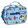 Kid's Trains, Planes & Trucks Lunch Bag