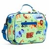 Kid's Wild Animals Lunch Bag