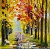 Season of Change Canvas Oil Art