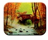 Autumn Bridge KItchen Board