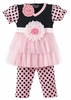 Baby Girl Princess Tutu Tunic & Leggings