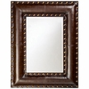 Studded Faux Leather Padded  Wall Mirror
