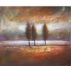 Canvas Oil Art - Dust Storm