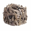 Rustic Basket - Driftwood Country Style