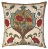 Morris Poppies Tapestry Cushion Cover