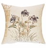 Fleurs De Vinci Tapestry Cushion Cover
