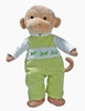 Mac the Monkey Plush Character