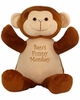 Kid's Plush Monkey Buddy - 20""