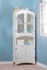 Towel and Linen Cabinet With Drawers