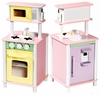 Kid's  Fun Pastel Kitchenette