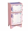 Girl's Fancy Tea Party Refrigerator