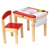 Kid's Art Table & Chair Set