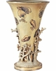 Argent Sea Porcelain Vase