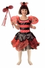 Ladybug Costume Tutu Dress