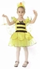 Bumble Bee Costume Tutu Dress