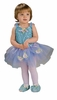 Toddler Blue Daisy Ballerina