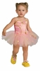 Toddler Pink Rose Ballerina