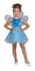 Little Girl's Blue Sky Fairy Costume