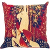 Licorne French Tapestry Cushion Cover