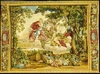 Medieval Bachus Tapestry