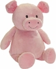 Kid's Plush Miss PInk Piggy Buddy - 16""