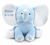 Kid's Plush Buddy Elephant - 13""