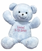 Kid's Plush Blue Bear Buddy - 20""