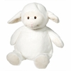 Kid's Plush White Lamb Buddy - 16""
